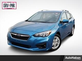 Used 2017 Subaru Impreza Premium 4dr Car