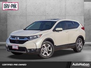 2018 Honda CR-V EX-L Sport Utility
