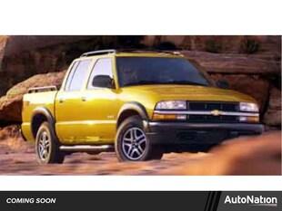 2003 Chevrolet S-10 LS Crew Cab Pickup