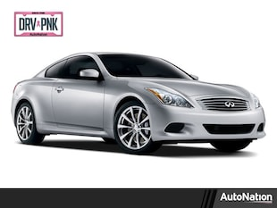 2009 INFINITI G37 Coupe Journey 2dr Car