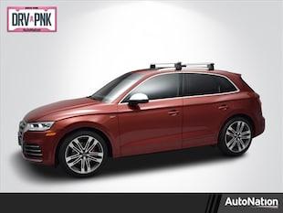 2018 Audi SQ5 Premium Plus Sport Utility