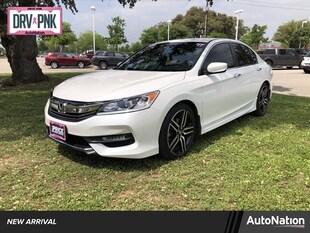 2017 Honda Accord Sedan Sport SE 4dr Car
