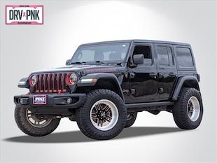 2018 Jeep Wrangler Unlimited Rubicon Sport Utility