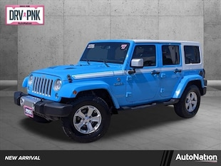 2017 Jeep Wrangler Unlimited Chief Edition Sport Utility