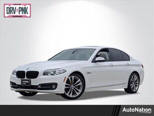 2016 BMW 5 Series 528i 4dr Car