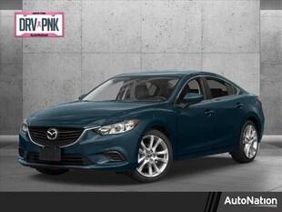 2016 Mazda Mazda6 i Touring 4dr Car