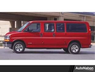 2003 Chevrolet Express Passenger Full-size Passenger Van
