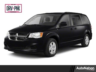 2012 Dodge Grand Caravan Crew Mini-van Passenger