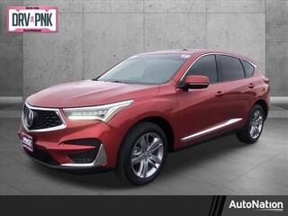 Used 2019 Acura RDX w/Advance Pkg Sport Utility