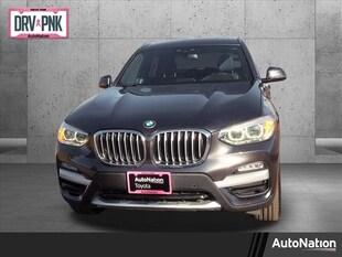2019 BMW X3 xDrive30i Sport Utility