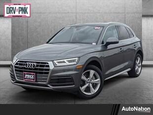 2020 Audi Q5 Premium Plus Sport Utility