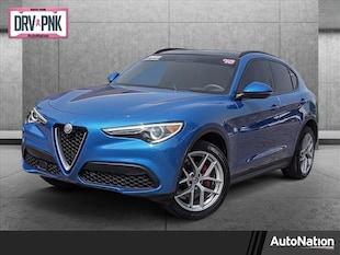 2018 Alfa Romeo Stelvio Ti Sport Sport Utility