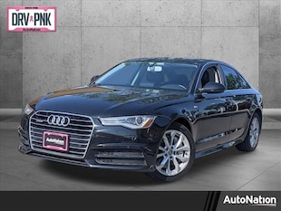 2018 Audi A6 Premium 4dr Car