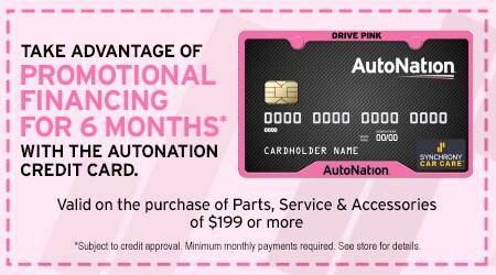 autonation service deals
