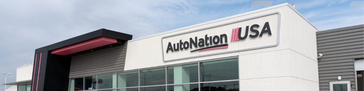 AutoNation USA Houston exterior