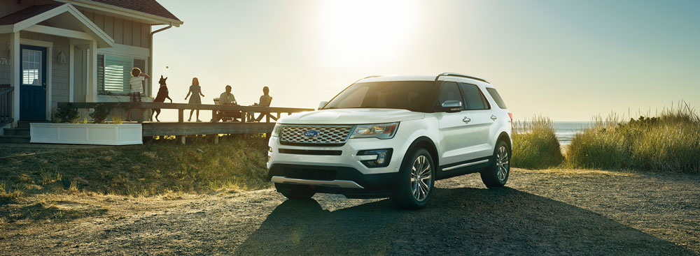 Used Ford Explorer in Houston