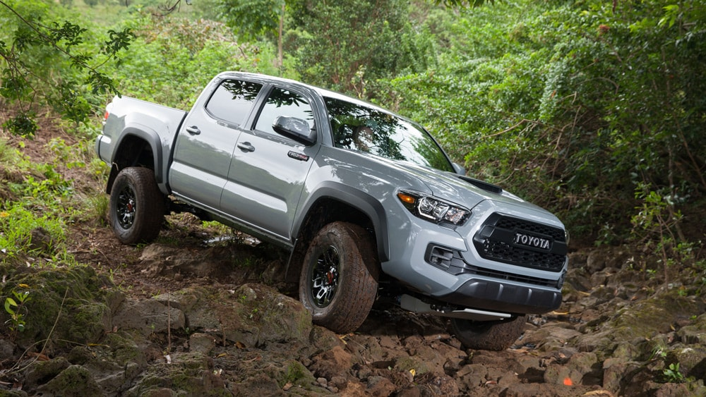 Used Toyota Tacoma For Sale in Las Vegas, NV