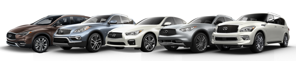 Used Infiniti Vehicles in Katy