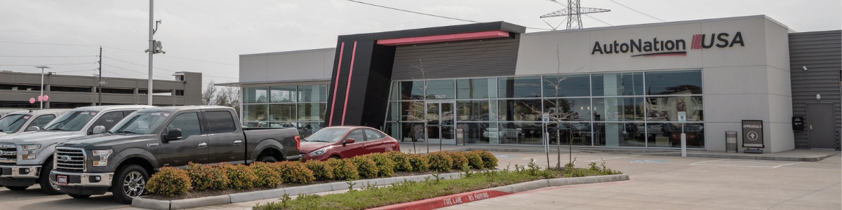 AutoNation USA Katy exterior