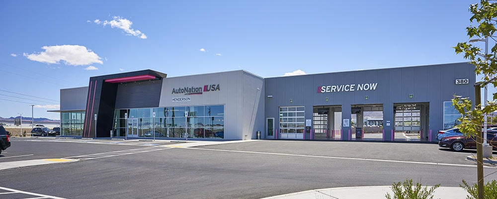 AutoNation USA Henderson Dealership