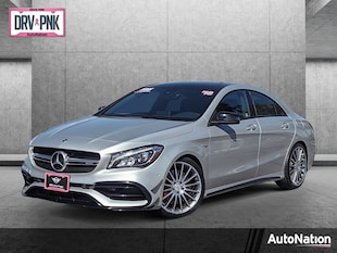 2018 Mercedes-Benz AMG CLA 45 4MATIC Coupe