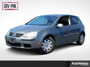 2009 Volkswagen Rabbit S Hatchback