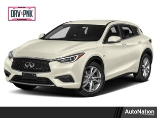 2019 INFINITI QX30 LUXE SUV