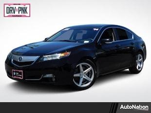 2014 Acura TL 3.7 w/Technology Package (A6) Sedan