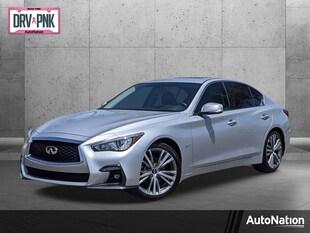 2018 INFINITI Q50 3.0t SPORT Sedan
