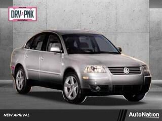 Used 2004 Volkswagen Passat GLS Sedan for sale