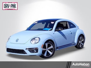 2015 Volkswagen Beetle 2.0T R-Line w/Sunroof/Sound/PZEV Coupe