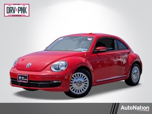 2016 Volkswagen Beetle 1.8T SE Manual Hatchback
