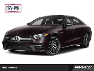 2019 Mercedes-Benz AMG CLS 53 S-Model 4MATIC Coupe