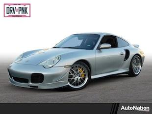 2003 Porsche 911 Turbo Coupe