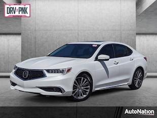 2018 Acura TLX 3.5L Advance Pkg Sedan