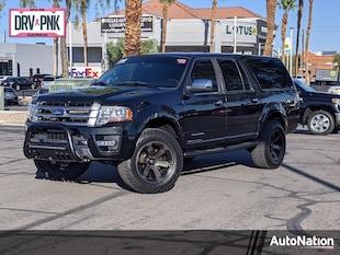 2015 Ford Expedition EL Platinum SUV