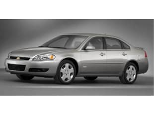 2007 Chevrolet Impala SS Sedan