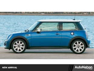 2006 MINI Cooper S Base Hatchback