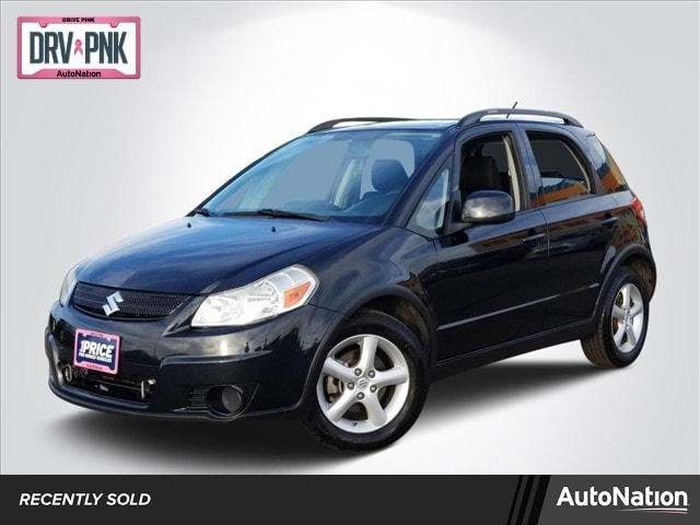 2009 Suzuki SX4 Technology Hatchback