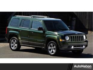 2013 Jeep Patriot Limited SUV