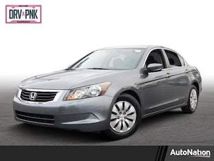 2010 Honda Accord 2.4 LX Sedan