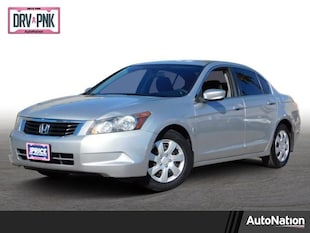 2009 Honda Accord 2.4 LX Sedan