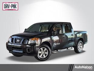 2013 Nissan Titan S Truck Crew Cab