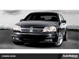 2011 Dodge Avenger Mainstreet Sedan