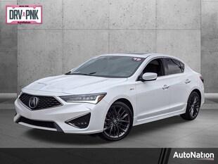 2019 Acura ILX Premium & A-SPEC Packages Sedan