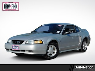 1999 Ford Mustang Base Coupe