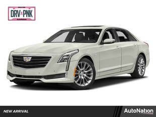2016 CADILLAC CT6 3.0L Twin Turbo Premium Luxury Sedan