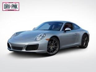 2017 Porsche 911 Carrera Coupe