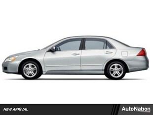 2006 Honda Accord 2.4 SE Sedan