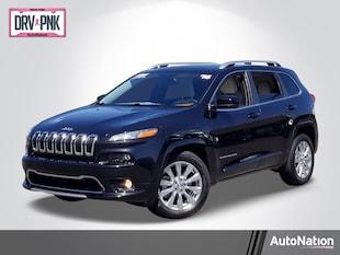 2016 Jeep Cherokee Overland FWD SUV